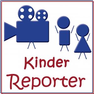 Logo Kinderreporter Mai 2017